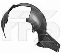 Fiat Scudo (передн лев) защита арок подкрылки локеры на для FIAT Фиат Scudo 07-12