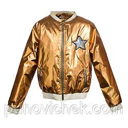 Легкая куртка для девочки подростка размер 134-152