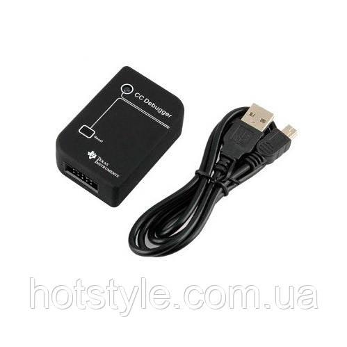 USB программатор отладчик CC-DEBUGGER RF SoC Texas Instruments 8051