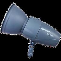 СТУДИЙНЫЙ СВЕТ MIRCOPRO MQ-400S (400ДЖ) С РЕФЛЕКТОРОМ (MQ-400S), фото 1