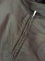 Кожаная летная куртка ссср, фото 2