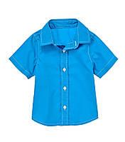 Детская рубашка для мальчика 3, 4 года