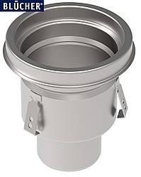 Промисловий трап Blucher 766.502.110, нержавіюча сталь, вертикальний вихід D110 (для епоксидних полів)