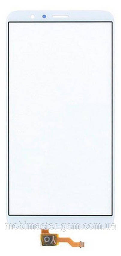 Тачскрин (сенсорный экран) HUAWEI HONOR 7X BND-L21 белый