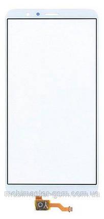 Тачскрин (сенсорный экран) HUAWEI HONOR 7X BND-L21 белый, фото 2