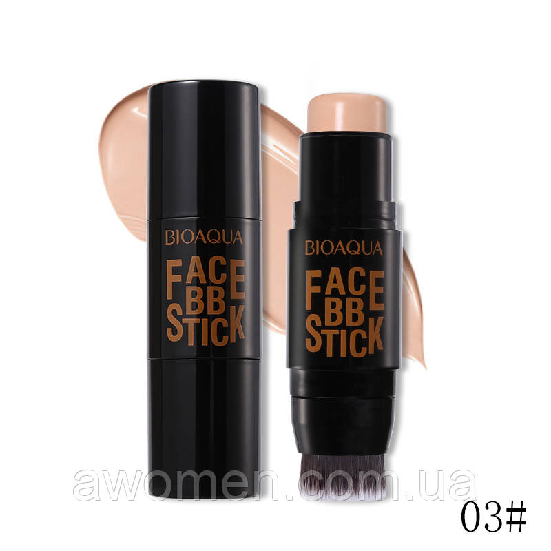 Тональный BB-стик Bioaqua Face BB Stick № 07 (Ivory)
