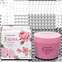 Ароматизированный крем для тела Три Розы