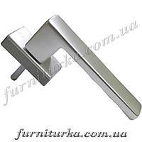 Ручка оконная Hoppe Toulon Secustik®, серебро