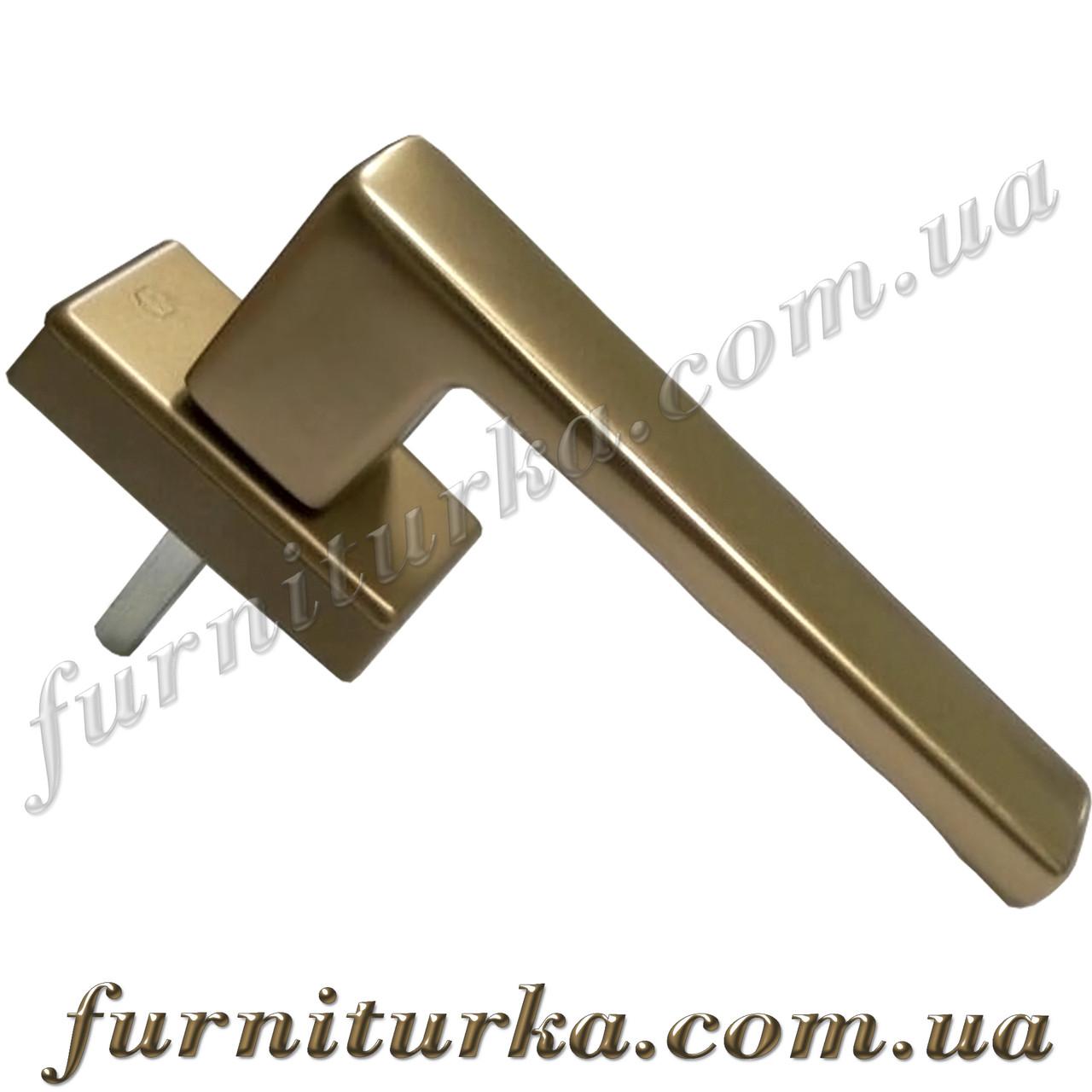 Ручка оконная Hoppe Toulon Secustik®, бронза