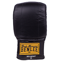 Перчатки снарядные кожаные BENLEE BELMONT (blk)