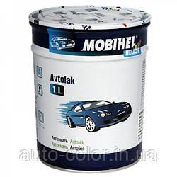 Автомобильная алкидная эмаль  MOBIHEL  202 Снежно-белая 1л.