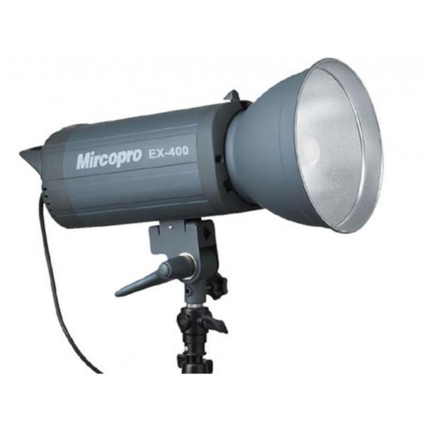 СТУДИЙНЫЙ СВЕТ MIRCOPRO EX-400 (EX-400)