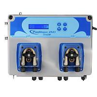 Станция дозирования химпрепаратов Seko Pool basic Evo pH/mV с перистальтическими насосами - 1,5 л