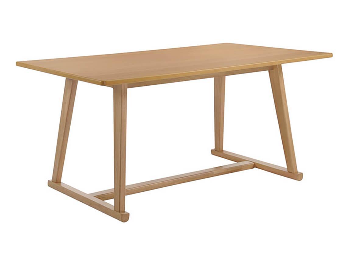 Стол деревянный Примавера 800*1350*750 , клен танзай