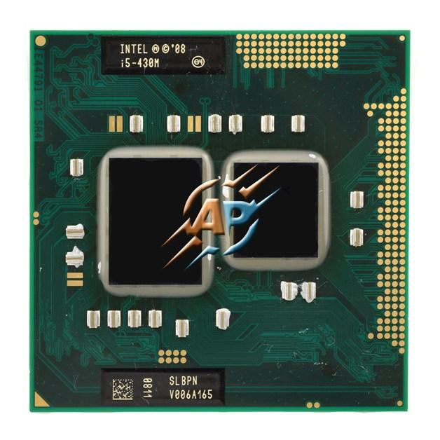 Intel Core i5-430M 2.26 - 2.53 GHz
