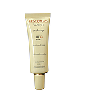 Тональный крем для коррекции покраснения лица купероза и розацеи Coverderm Vanish Make-Up SPF 15, КОД: 294347