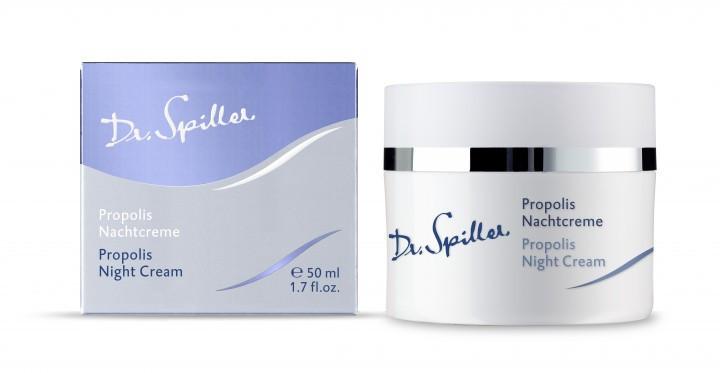 Ночной крем для молодой проблемной кожи с прополисом, 50 мл