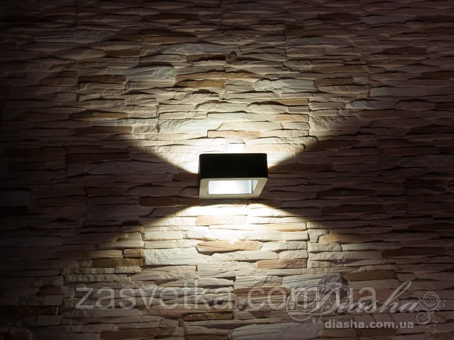 Архитектурная LED подсветка DFB-8065 (черный,серый)