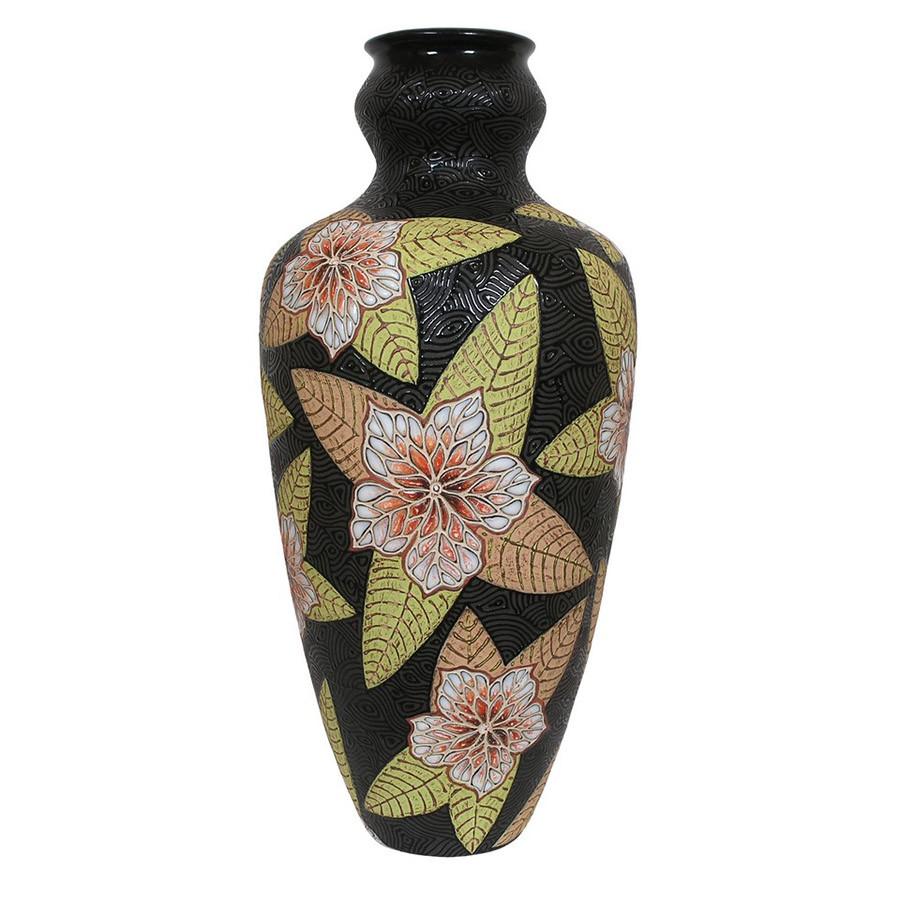 Декоративна ваза настільна Фламенко