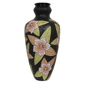 Ваза декоративная настольная Фламенко