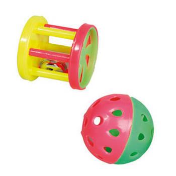 Игрушки для грызунов