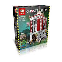 """Конструктор Lepin 16001 """"Штаб-квартира Охотников за привидениями"""" (аналог Lego Ghostbusters 75827 ), 4695 дет, фото 1"""
