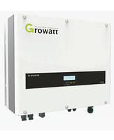 Сетевой солнечный инвертор GROWATT 8000 TL3 S (8,8кВ, 3-фазный, 2 МРРТ)