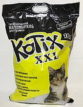 Наповнювач Kotix 4,5 кг (10 л) силікагелевий для туалетів для кішок