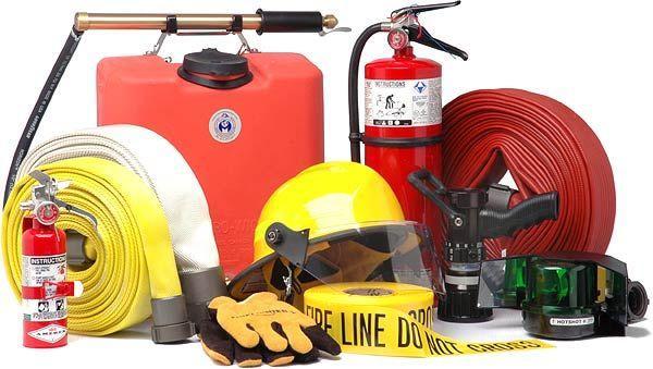 Противопожарное оборудование в Днепре