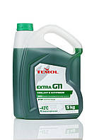 Антифриз зеленый TEMOL Antifreeze Extra G11 Green канистра 5 кг