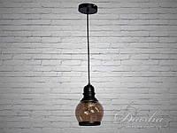 Потолочный светильник-подвес в стиле лофт 228/1CF