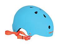 Защитный шлем для спорта Tempish Skillet X sky голубого цвета
