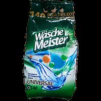 Стиральный порошок Wasche Meister универсал 10,5кг, 140 стирок