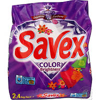 Стиральный порошок Savex Diamond Parfum Colour  2.4кг