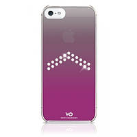 White Diamonds Arrow Pink for iPhone 5 (1210ARR41)