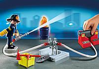ПлейМобил Игровой набор Пожарная служба PLAYMOBIL Fire Rescue Carry Case