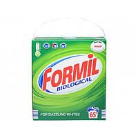 Стиральный порошок Formil Biological, 4.225 кг (65 ст)