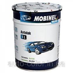 Автомобильная алкидная эмаль  MOBIHEL  ГАЗ Белая ночь (GAZ) 1л.