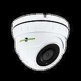 Антивандальна IP камера для внутрішньої і зовнішньої установки Green Vision GV-080-IP-E-DOS50-30, фото 3