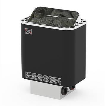 Электропечь для бани SAWO Nordex NR90-NB Black