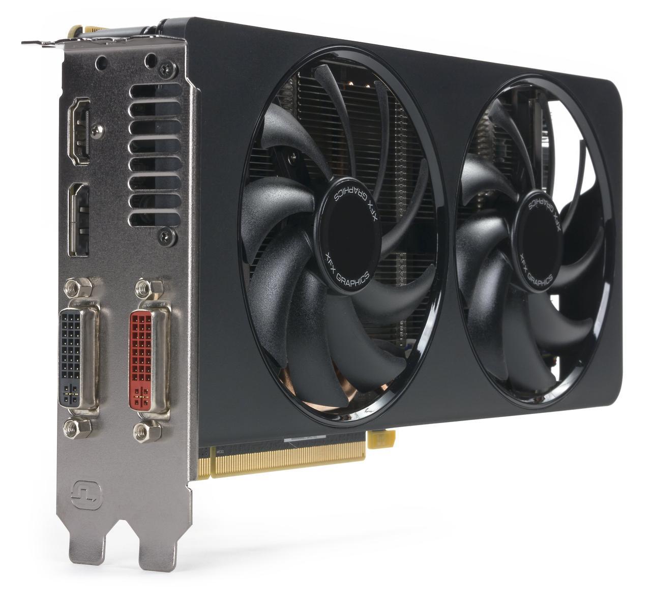 XFX Radeon R9 270  2Gb 256 bit   DDR5  Полностью рабочая!