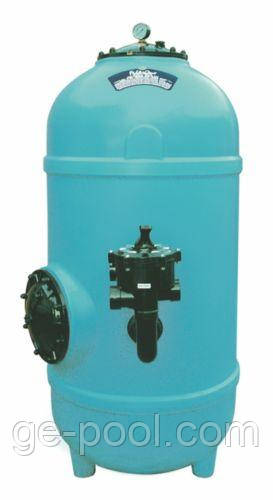 Фильтр песочный для бассейна Gemas Filtrone HB 615, 15 м3/ч, 100см