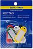 Брелок для ключей пластиковый BM5473