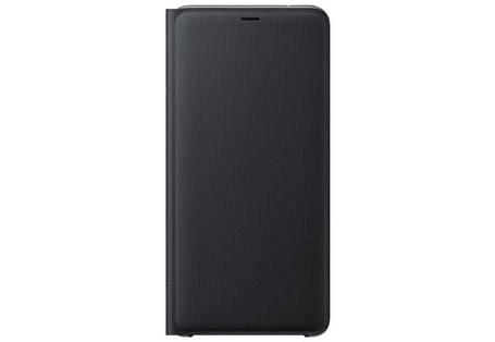 Чехол до телефону Samsung A9 Wallet Cover Black EF-WA920PBEGRU, фото 2