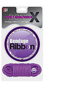 Dream Toys Набор Bondx Bondage Ribbon & Love Rope Purple