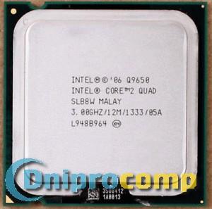 Core2Quad Q9650 3.0 GHz/12M/1333MHz