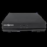 Відеореєстратор для гібридних, AHD і IP камер GREEN VISION GV-A-S032/04 1080N, фото 3