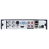 Відеореєстратор для гібридних, AHD і IP камер GREEN VISION GV-A-S032/04 1080N, фото 5