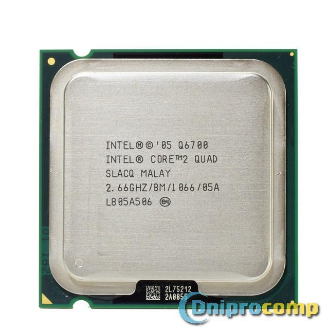 Core2Quad Q6700 2.66 GHz/8M/1066MHz