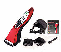 Аккумуляторная машинка для стрижки волос Gemei GM 700